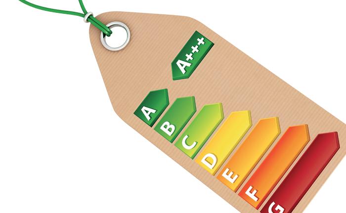 Ярлык с классами энергосбережения обязателен для энергосберегающей техники