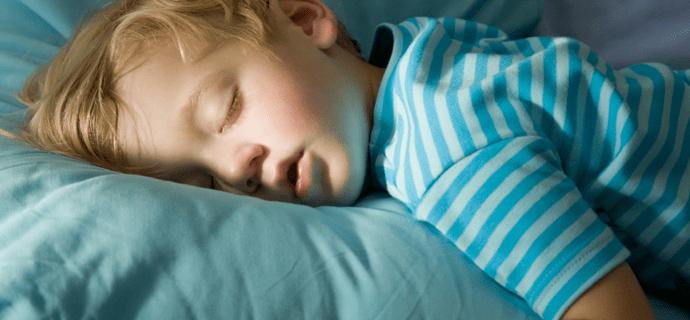 Малыш спит, а свет горит