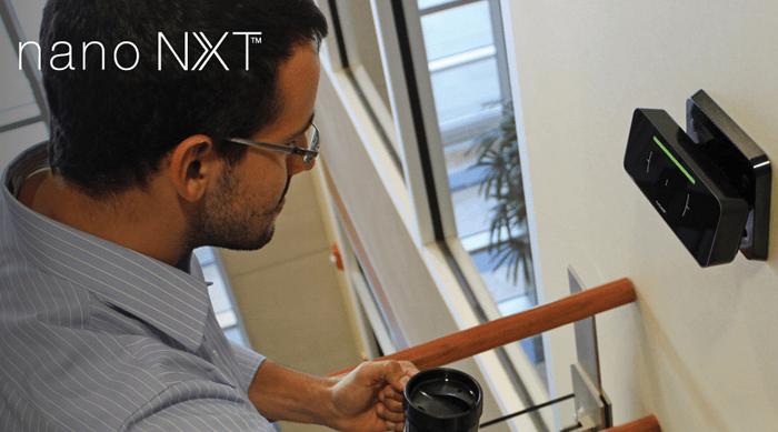 Биометрический замок со считыванием сетчатки глаза EyeLock Nano NXT