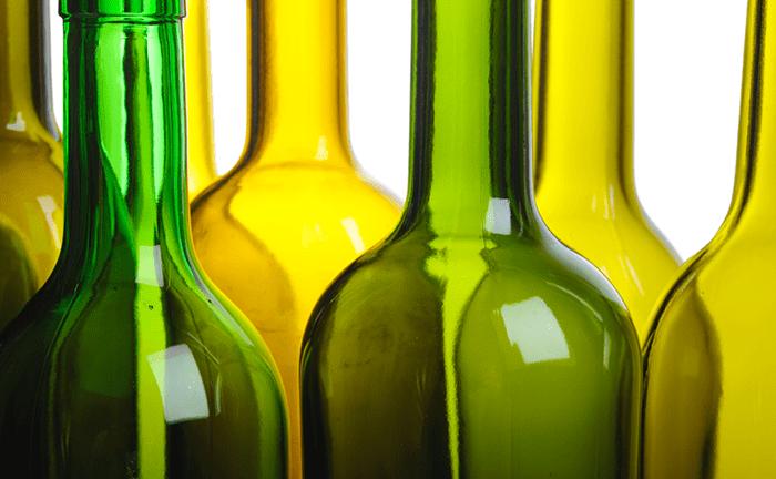 бутылки от вина