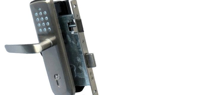 Электронный умный кодовый замок Vision ZM 1702